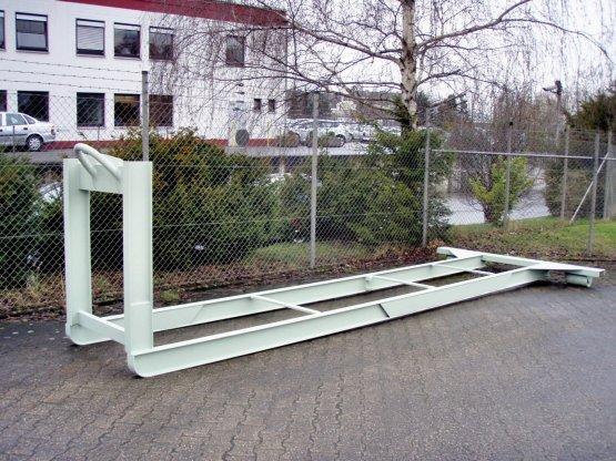 Abroll-Container Unterrahmen