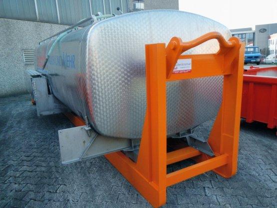 Spezieller Abroll-Container-Unterrahmen