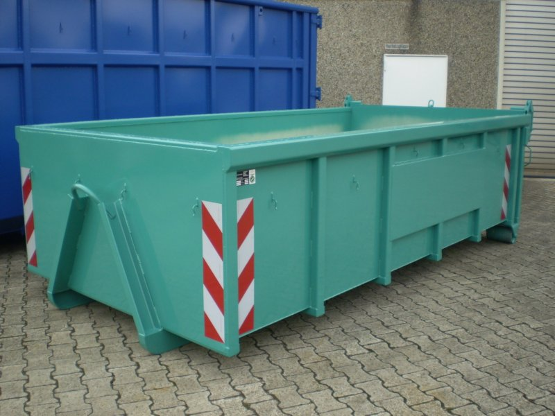 Offener City-Container