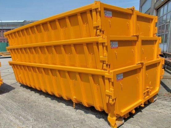 Stapelcontainer 107 ° verstärkte Ausführung
