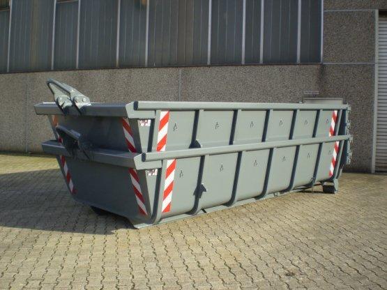 Stapelcontainer 107 ° mit Doppelflügeltür