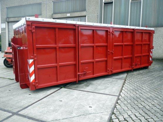 Sonderkonstruktion Abrollcontainer