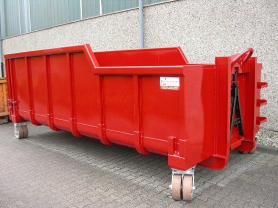 Offener Abroll-Container zum Schlammtransport, Inhalt ca. 15 m³