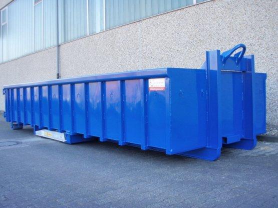 Container-Alu-Auffahrschienen 8 to (Paar)