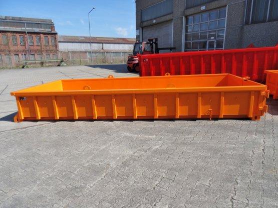 Spezieller 20 Fuss ISO-Container für den Bahnbau, Inhalt ca. 9,5 m³