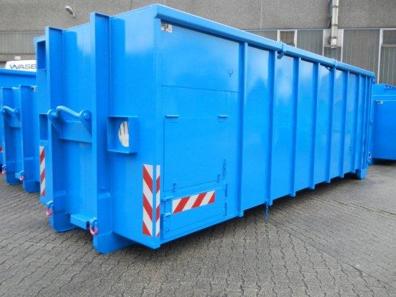Spezieller Magazin-Abrollcontainer, Innenausbau, Elektrik
