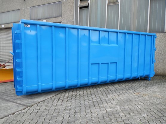 offener Großcontainer