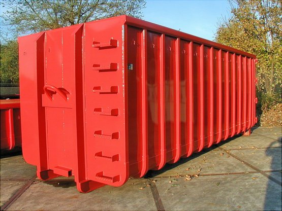 offener Standard Abrollcontainer