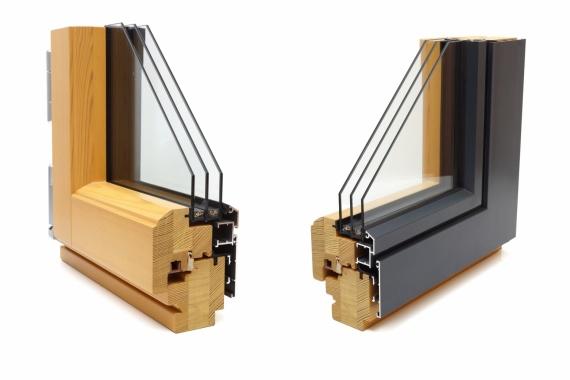 Hüllenkremer Holz-Aluminium-Fenster